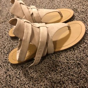 Jessica Simpson strapping sandals ❤️❤️